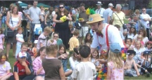COUNTY SHOWS FETES AND FAIRS CHILDREN'S ENTERTAINERS SPORTS DAYS FUN DAYS
