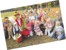 CHILDREN'S ENTERTAINMENT COUNTY SHOWS FETES AND FAIRS